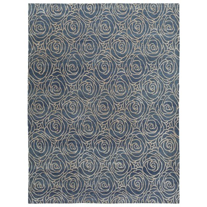Tamarian Cabbage 40% Silk Rugs