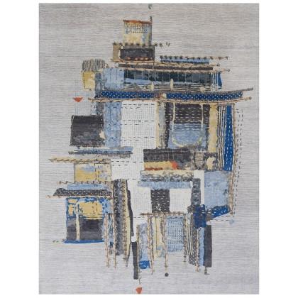 Wool & Silk Contemporary Cheer Rugs