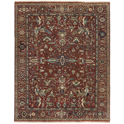 Tufenkian Traditional Arts and Crafts Classic Heriz 3 Rugs