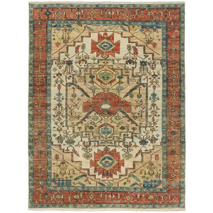 Tufenkian Traditional Arts and Crafts Classic Heriz 4 Rugs