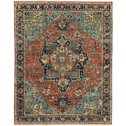 Tufenkian Traditional Arts and Crafts Classic Heriz 6 Rugs