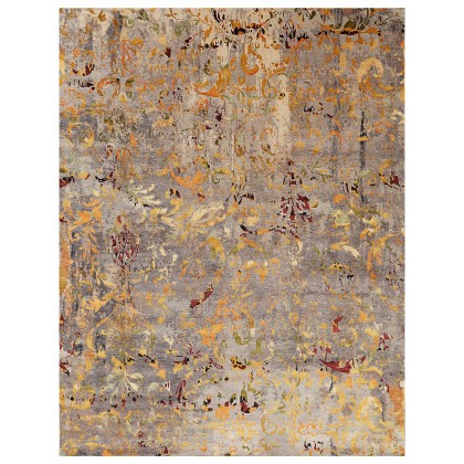 Wool & Silk Transitional Danielle Rugs