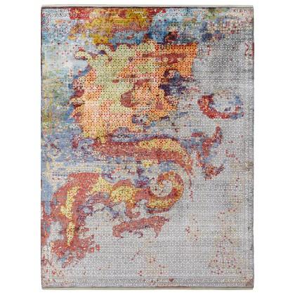 Wool & Silk Silk Road Dragon Rugs