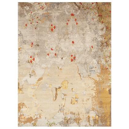Wool & Silk Contemporary Florence Rugs