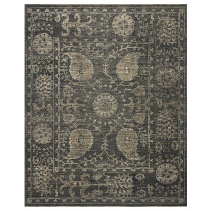 Loloi Heirloom HQ-02 Taupe/Taupe Rugs