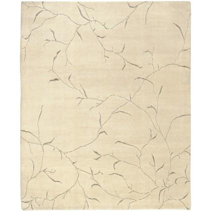 Tufenkian Iceplum W/Linen Rugs