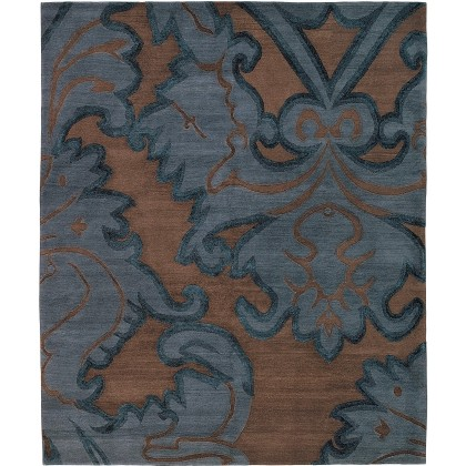 Tufenkian Implied Damask Rugs
