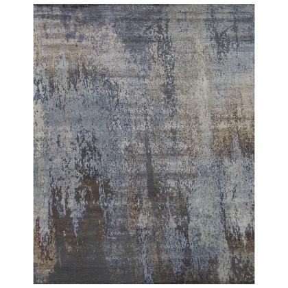 Cyrus Artisan Canvas Art W/Silk J1114 Rugs