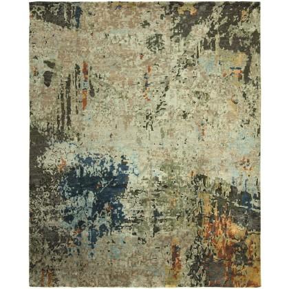 Cyrus Artisan MIL-005 Blue Bay Rugs