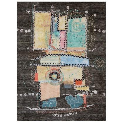 Wool & Silk Contemporary Joy Rugs