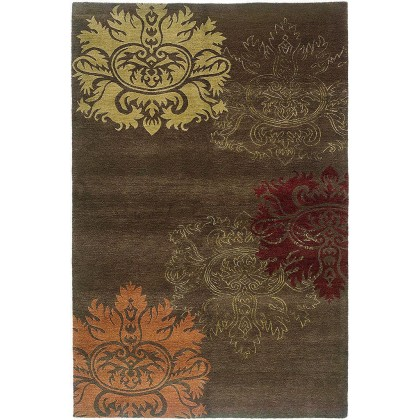 Tibet Rug Company Lotus Area Rugs