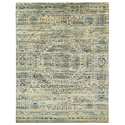 Wool & Silk Silk Road Mediterranean Rugs
