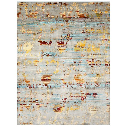 Wool & Silk Silk Road Nar Rugs
