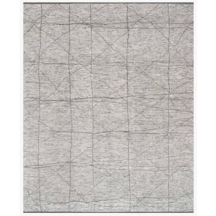 Loloi Odyssey OD-02 Rugs-Slate/Grey-7.9 x 9.9