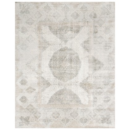 Cyrus Artisan Canvas Art W/Silk OMSF9 Rugs
