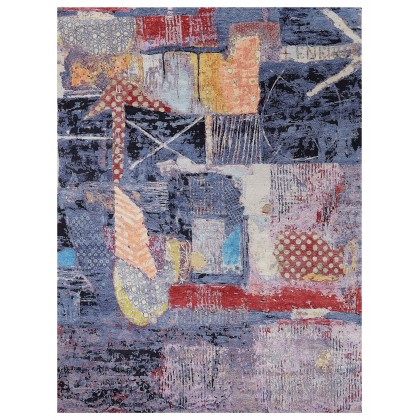 Wool & Silk Contemporary One Life Rugs