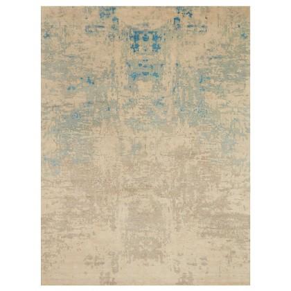 Wool & Silk Contemporary Phantom Rugs