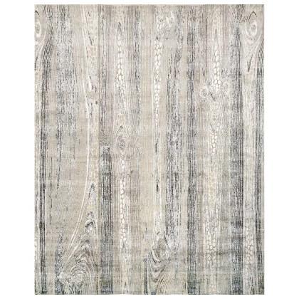 Cyrus Artisan Canvas Art W/Silk S1763 Rugs