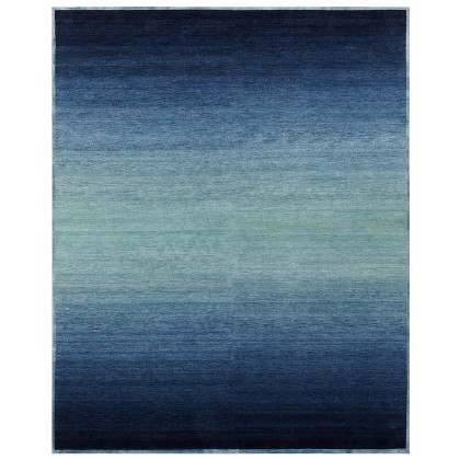 Wool & Silk Contemporary Shades Rugs