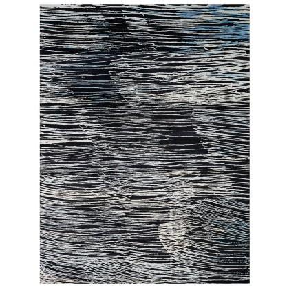 Wool & Silk Contemporary Star Trek Rugs