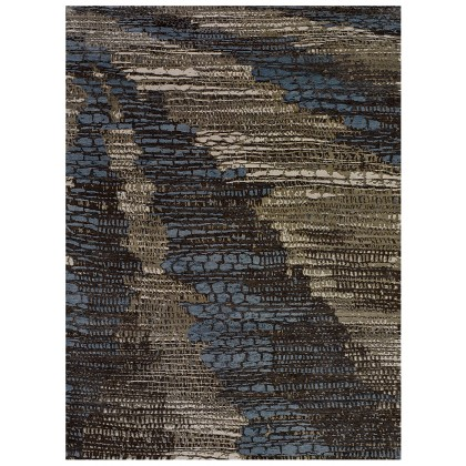 Wool & Silk Contemporary Texture Rugs