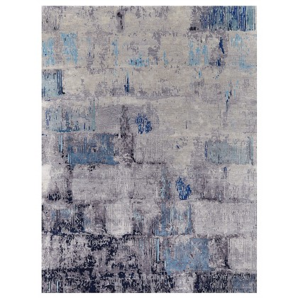 Wool & Silk Contemporary The Wall Rugs