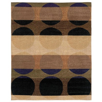 Tufenkian Kotana Total Eclipse Grapevine Rugs