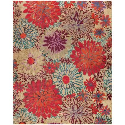 Tufenkian  Shakti Bouquet W Linen Rugs