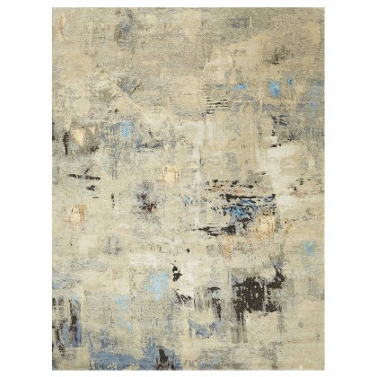 Wool & Silk Contemporary Uptown Rugs