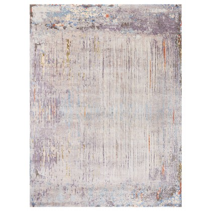 Wool & Silk Contemporary Waterfall Rugs
