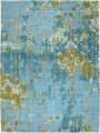 Jaipur Living CG08 Connextion By Jenny Jones-Global Ruby Room Rugs-Blue-8 x 10